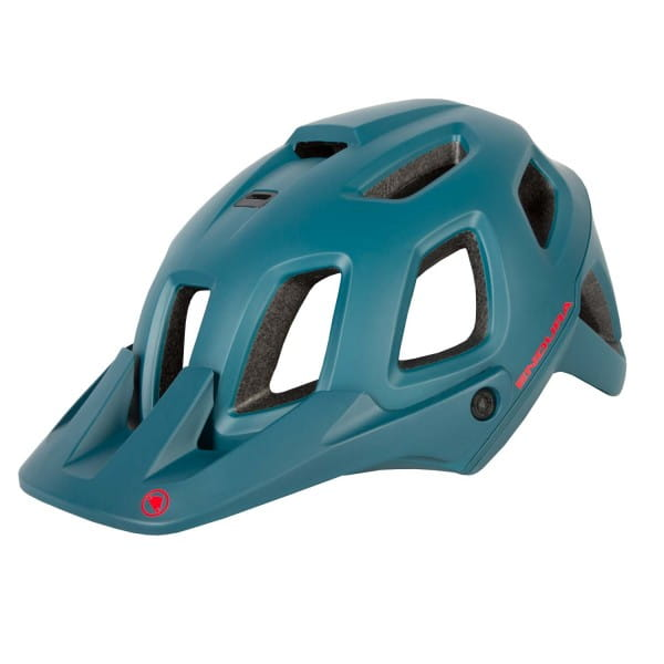 SingleTrack Helm II - petroleum