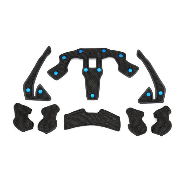 Ersatzpolster für Trajecta Fullface Helm - dünn