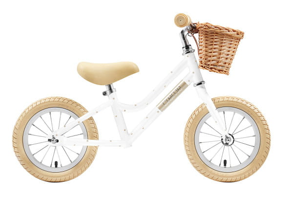 "Mia 12 ""Gold Chic - balance bike"