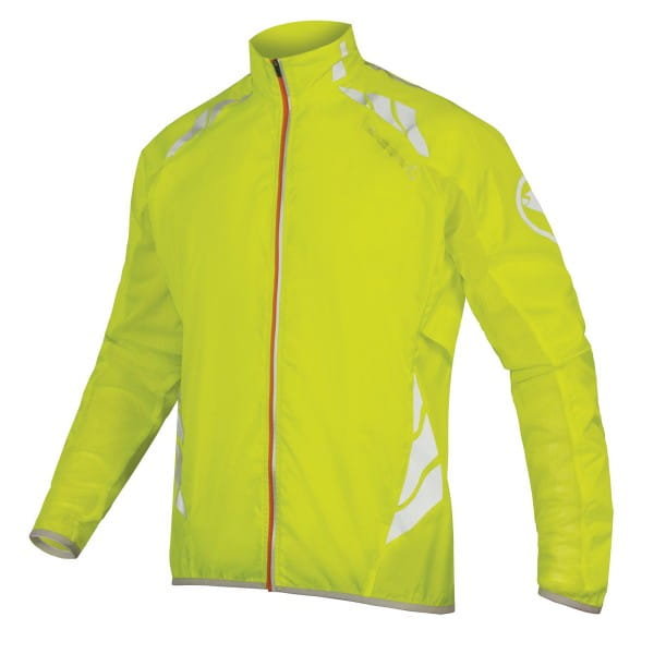 Lumijak Windjacke - Hi-Viz Yellow