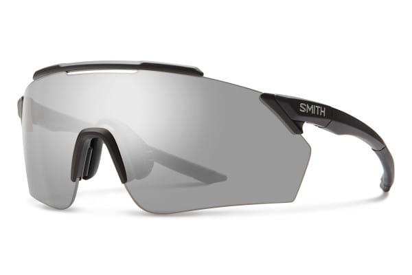 Ruckus - Sunglasses - Matt Black / ChromaPop Platinum Mirror
