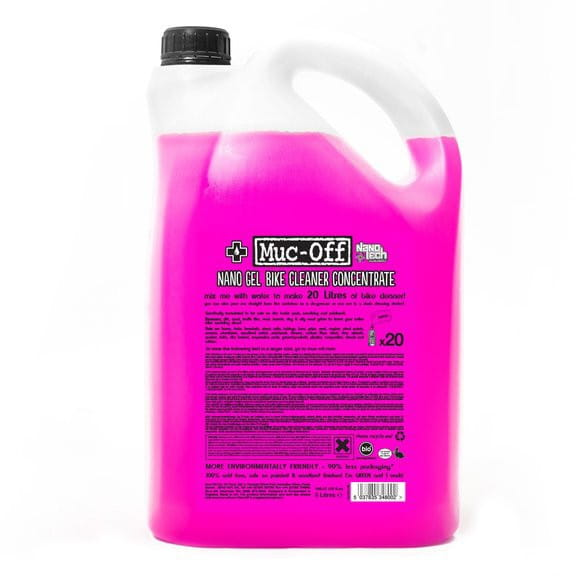 Bike Cleaner Concentrate Konzentrat - 5 Liter - ergibt 20 Liter