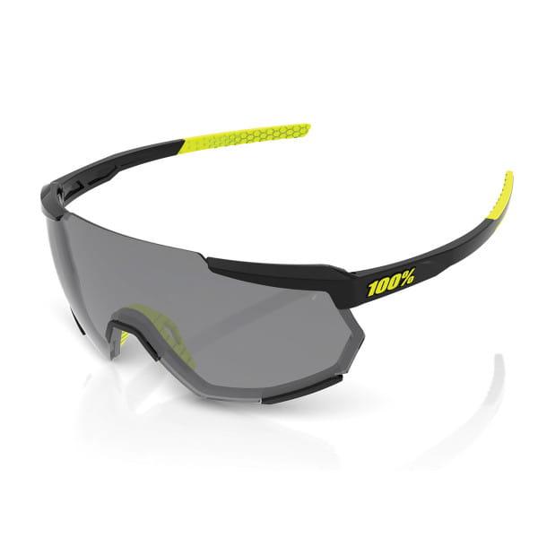 Racetrap Sportbrille - Smoke Linse - Schwarz