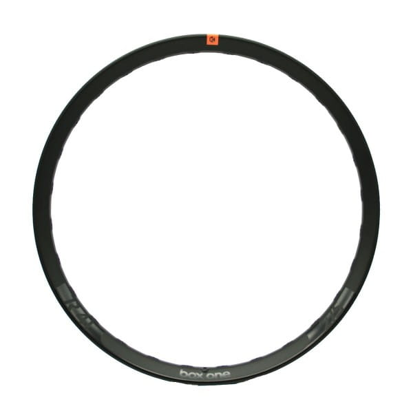 ONE Carbon Mtb Felge 27,5 Zoll x 41mm Asymmetrisch - Schwarz