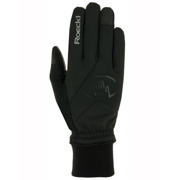 Rieden Winter Handschuh - Schwarz