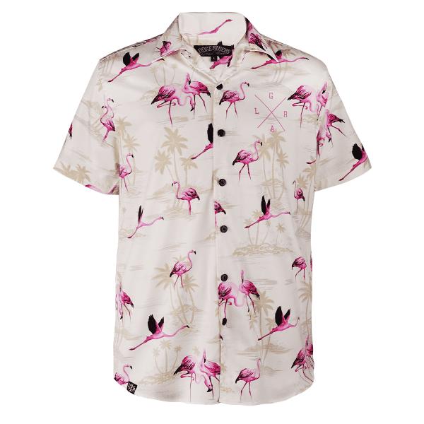"""Shirt  """"Bermuda"""" - Weiß"""