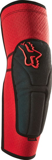 Launch Enduro Elbow Pad - red