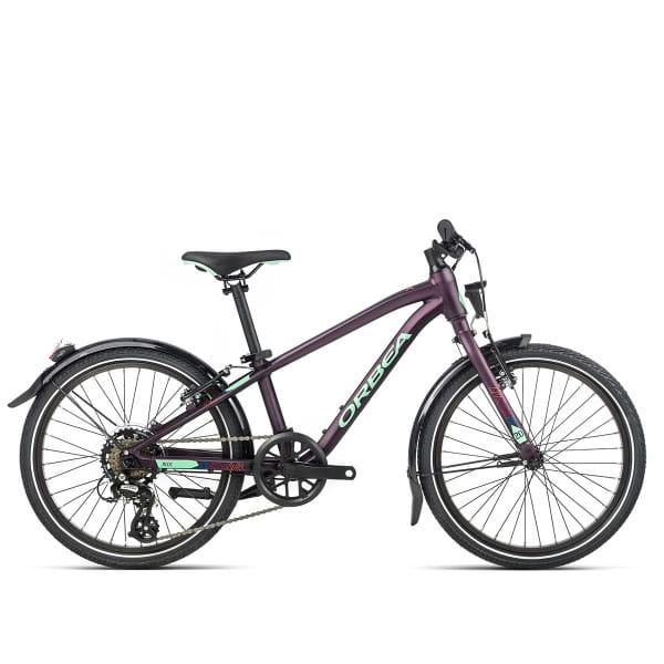 MX 20 Park - 20 Zoll Kids Bike StVZO - Violett/Minze