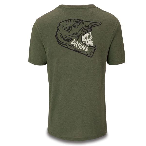 Speed Demon - Kurzarm Tech T-Shirt - Olive