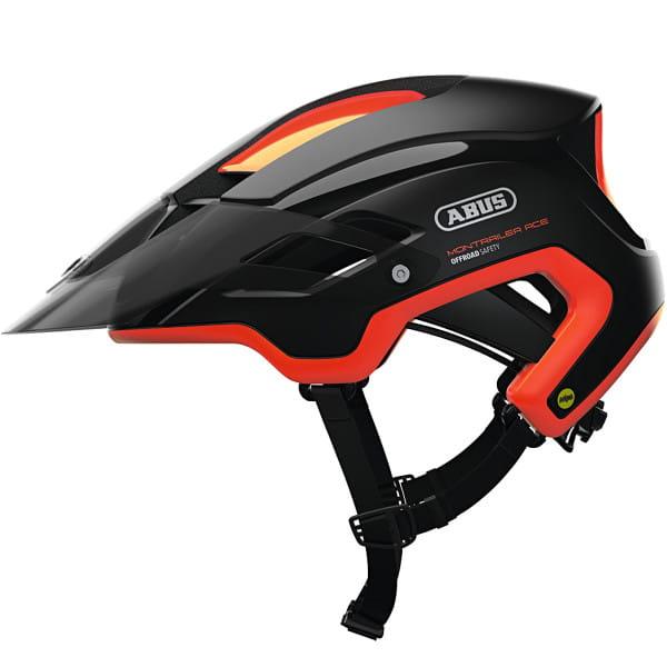 Helm MonTrailer ACE MIPS - Shrimp Orange