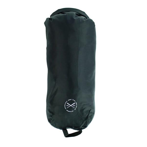 Dry Bag Double Roll 22 Liter - Schwarz