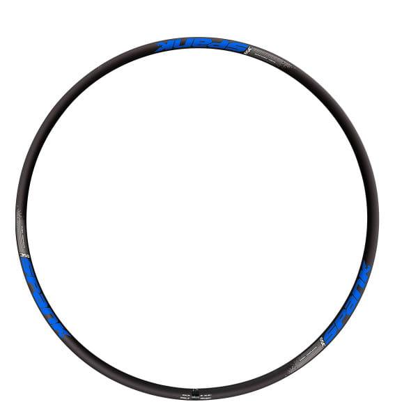 359 Felge 29'' - Schwarz/Blau