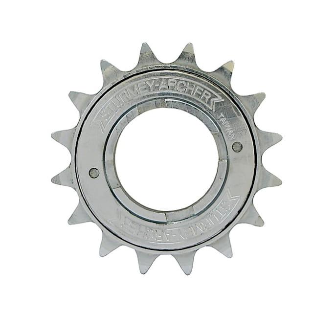 "Single Speed BMX Bike Freewheel Sprocket Cog 18T Screw On Black 1//2/""x 1//8/"""