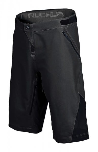 Ruckus Short - Black