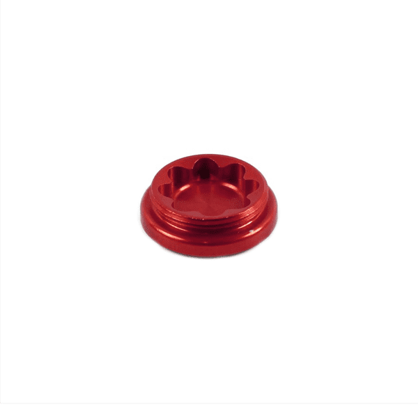 Bore Cover for X2 Brake Caliper - Red