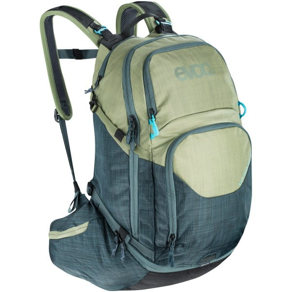 Explorer Pro Rucksack - 26L - light olive/heather