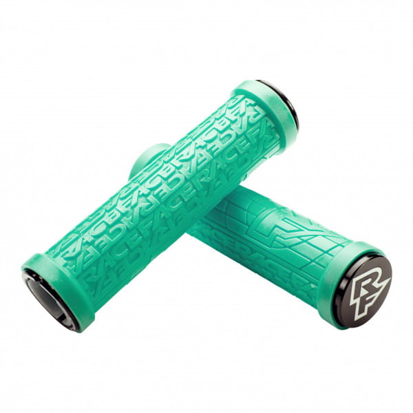 Grippler Limited Edition Lock-On Grips 33mm - Turquoise