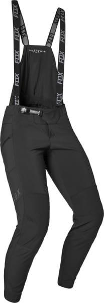 Defend Fire Thermo Bib Pants – Black