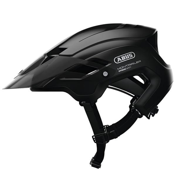Helm MonTrailer - Velvet Black