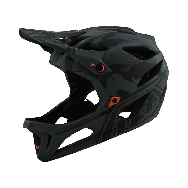 Stage Helmet (MIPS) STEALTH Fullface-Helm - Camo Grün