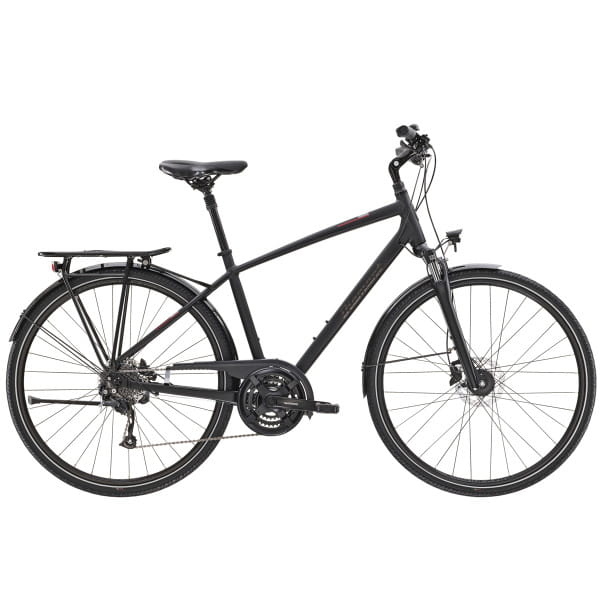 Urbari Deluxe - Men Trekking Bike - Black
