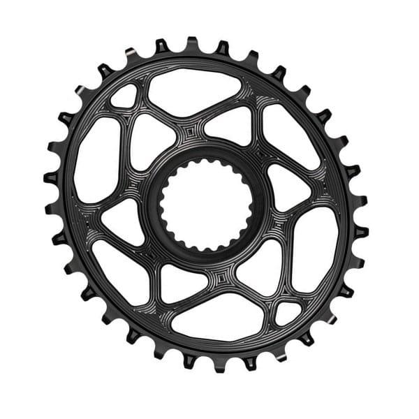 Kettenblatt Oval für XTR M9100 - Schwarz