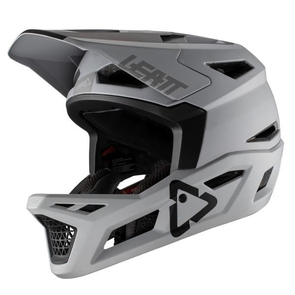 DBX 4.0 Super Ventilated Full Face Helm - Grau