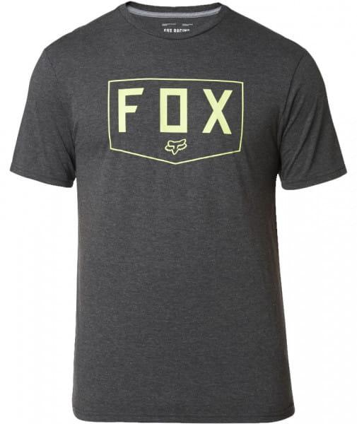 Shield Tech T-Shirt - Schwarz