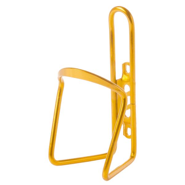 Flaschenhalter Alu - Orange/Gold