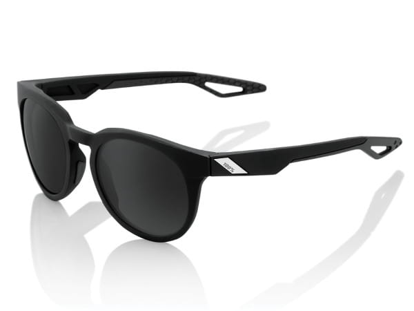 Campo - Sonnenbrille - Schwarz - Smoke