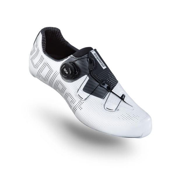 Edge+ Road Performance - Schuhe - Weiß/Schwarz
