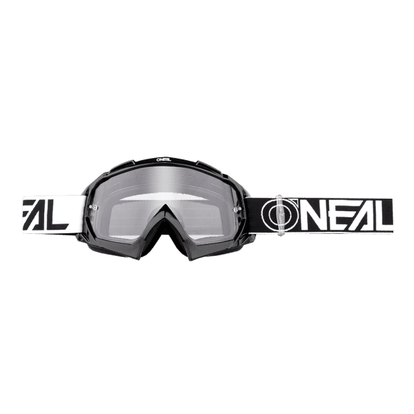 B10 Goggles Twoface Klar - Schwarz