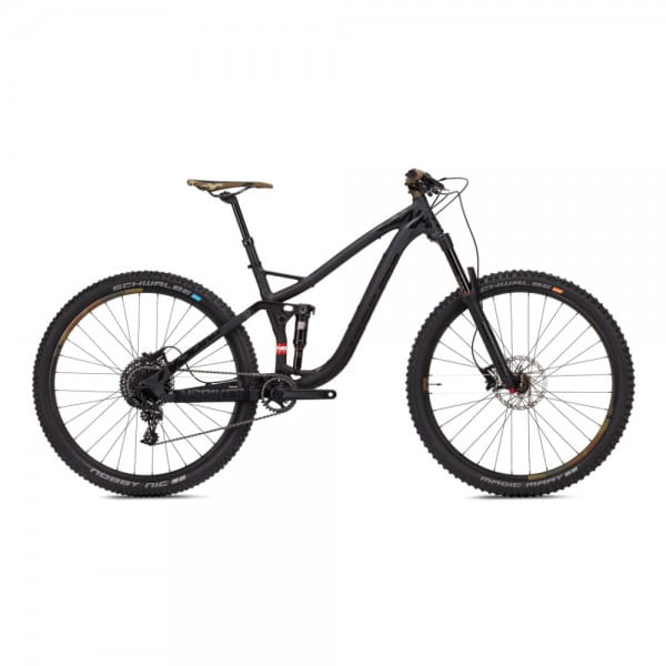 "Snabb 150 Plus 2 29""/650B All Mountain Advanced Mountainbike - 2018"