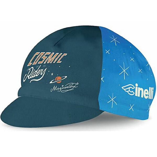 Cosmic Riders Cap - Blau
