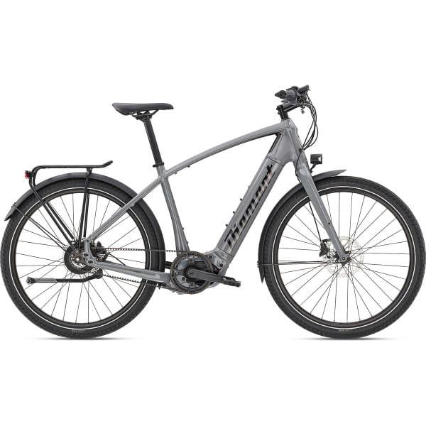 Opal Esprit+ HER E-Bike - Graphitgrau/ Tiefschwarz