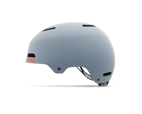 Quarter FS Helm - grey