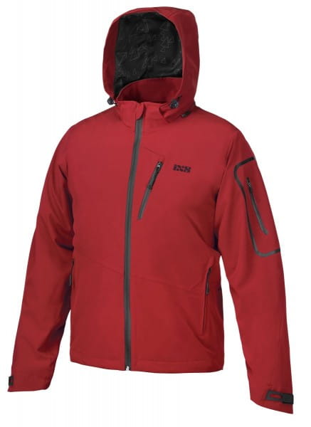 Sinister 3.5 BC Jacke - Red