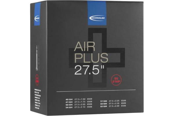 Nr. SV21 Schlauch 27,5 Zoll Air Plus