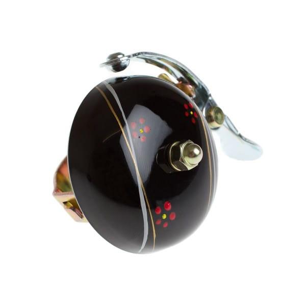 Hand Painted Bell - Black Night Design