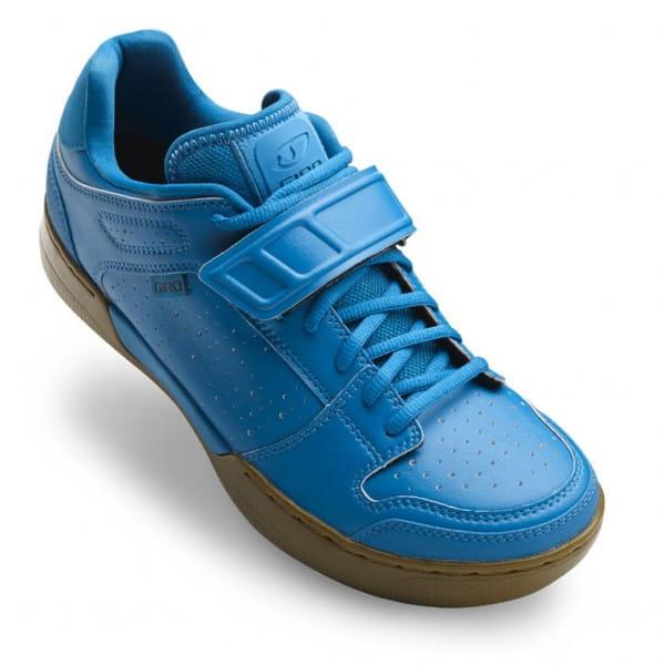 Chamber MTB Schuh - blue jewel/gum