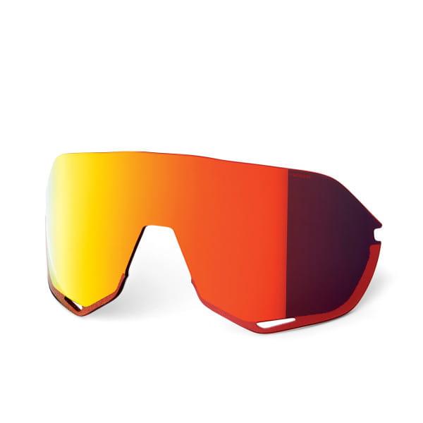 Ersatzlinse Verspiegelt für S2 HiPER - Rot