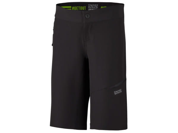Carve Evo Damen Shorts - Schwarz