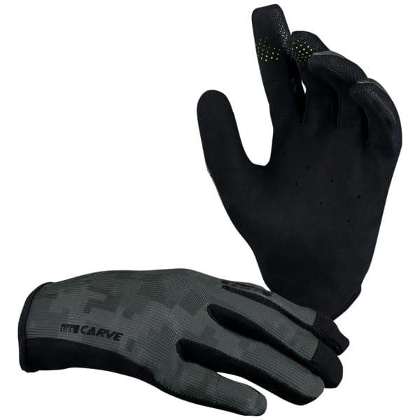 Carve Handschuhe - Schwarz Camo