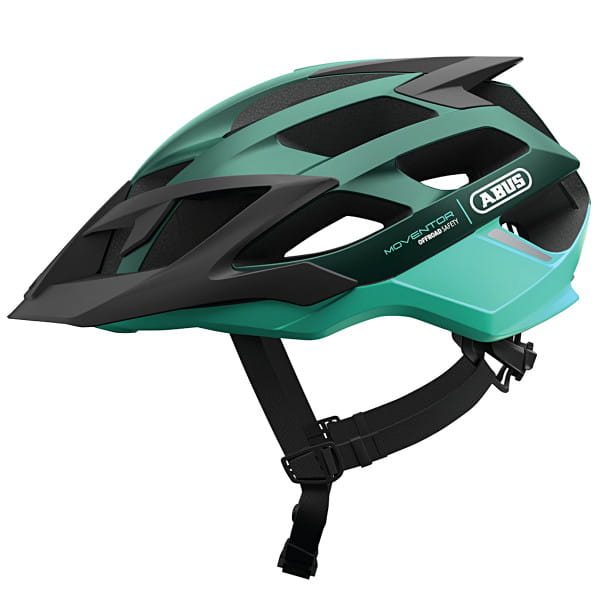 Helm Moventor - Smaragd Green