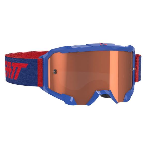 Velocity 4.5 Goggle Anti Fog Lens - Blau
