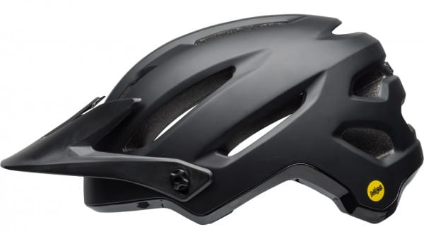 4Forty Mips Helm - matte/gloss black