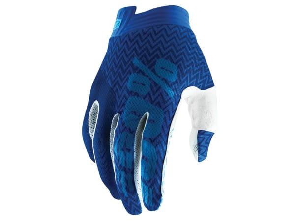 iTrack Glove - Navy Blau
