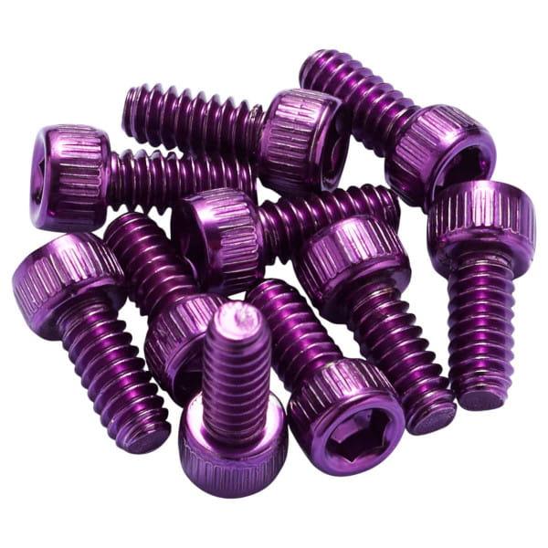 Ersatz Pins für Escape Pro+Black ONE Stahl - lila