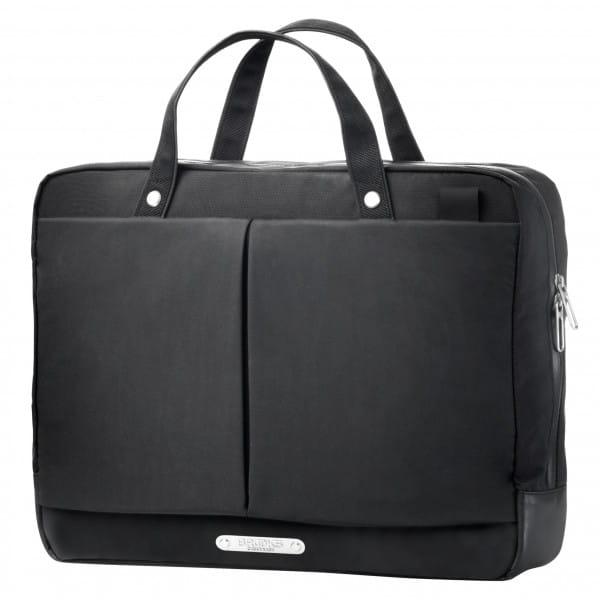 New Street Briefcase Tasche - black