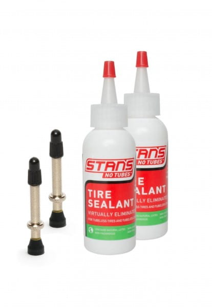 NOTUBES Tubeless valves and sealants